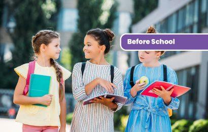 before school
