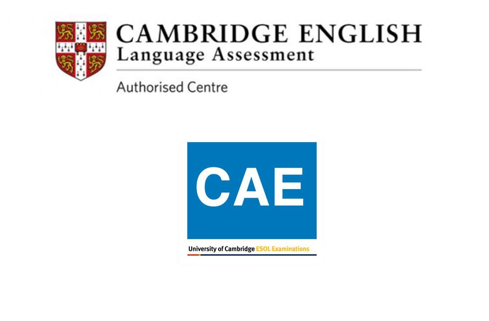 certificate in advanced english