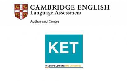 key english test