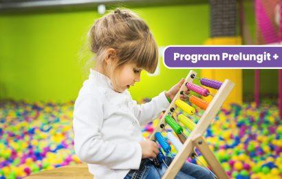 program prelungit plus cresa de copii